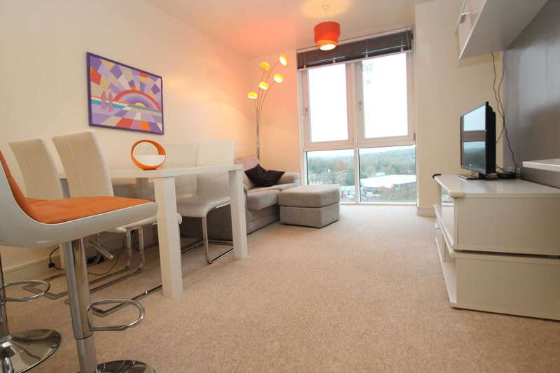 2 Bedrooms Apartment Flat for sale in 2 DOUBLE BED 2 BATH APARTMENT with BALCONY & STUNNING VIEWS