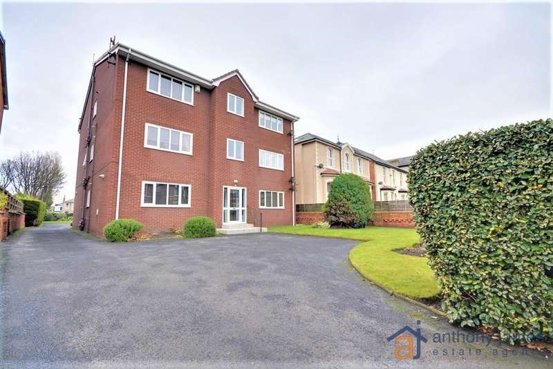 2 Bedrooms Apartment Flat for sale in Alexandra Road, Southport, PR9 9HD
