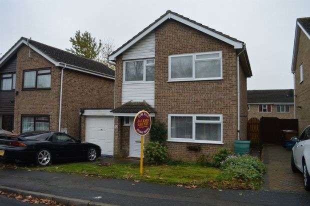 3 Bedrooms Detached House for sale in Spanslade Road, Standens Barn, Northampton NN3 9DL