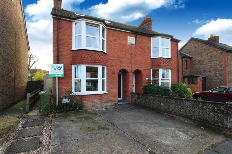 4 Bedrooms Semi Detached House for sale in Billingshurst Road, Broadbridge Heath