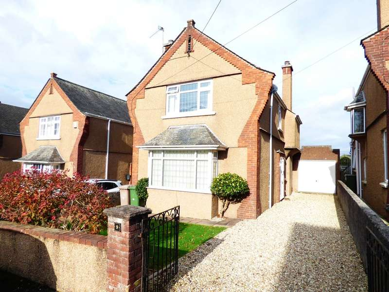 3 Bedrooms Detached House for sale in Elm Grove, Plympton