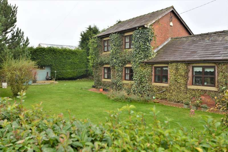 3 Bedrooms Unique Property for rent in Occupation Lane, Antrobus, Northwich, CW9