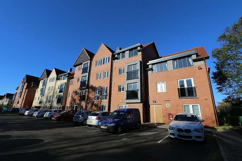 1 Bedroom Retirement Property for sale in Apartment 40, Brunlees Court, 19-23 Cambridge Road, Southport, Merseyside, PR9 9DH