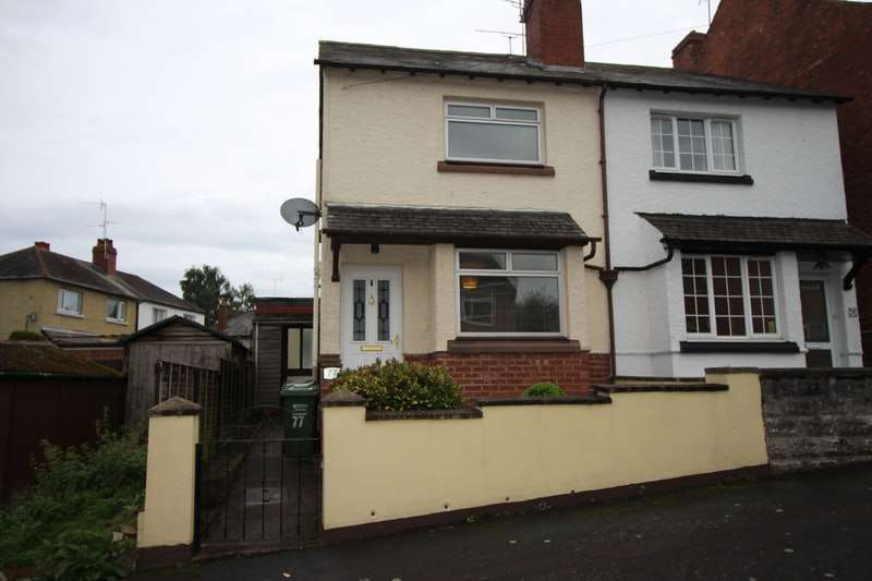 2 Bedrooms Semi Detached House for sale in Washington Street, Kidderminster, Worcestershire, DY11