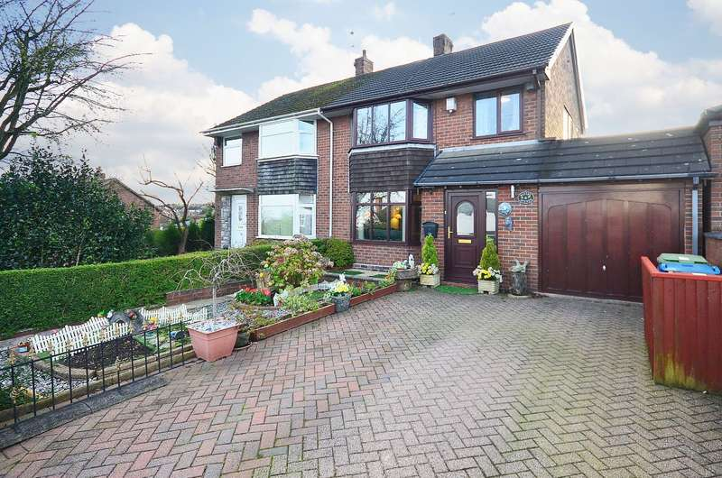 3 Bedrooms Semi Detached House for sale in Blythe Avenue, Meir Heath, Stoke-on-Trent, ST3 7JY