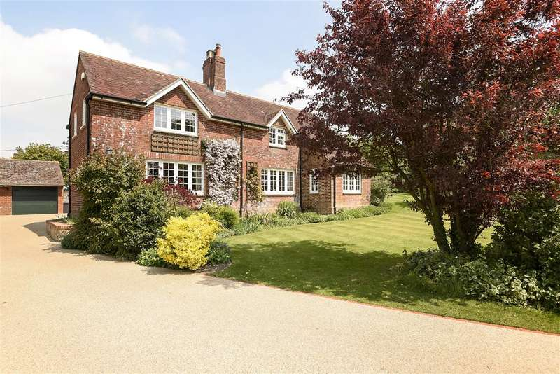 5 Bedrooms Cottage House for sale in Warnford