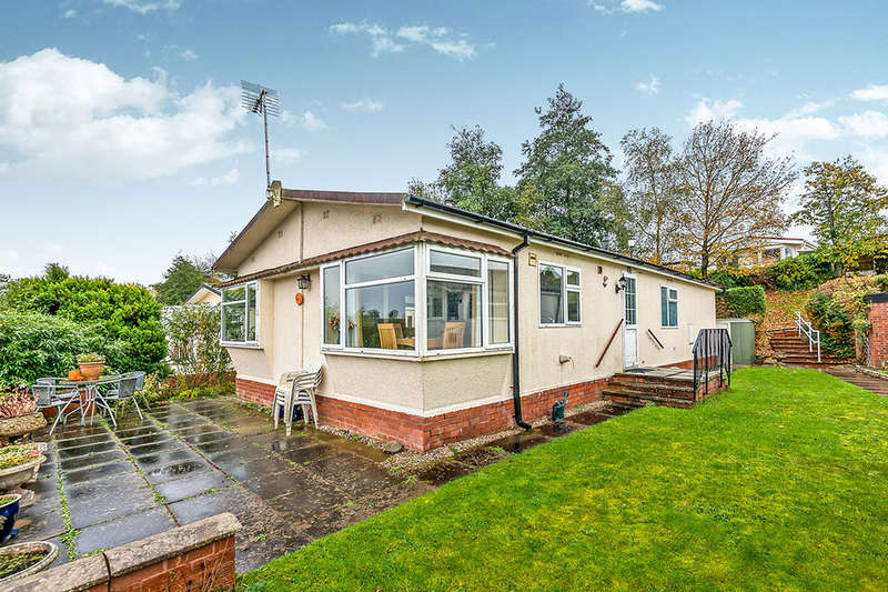 2 Bedrooms Detached Bungalow for sale in Lodgefield Park, Stafford, ST17