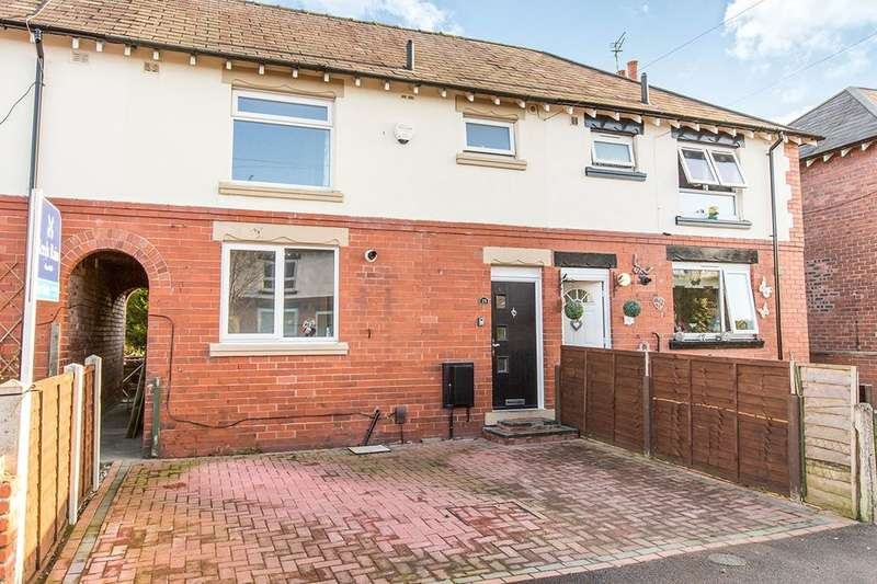3 Bedrooms Terraced House for sale in Ash Grove, MACCLESFIELD, SK11