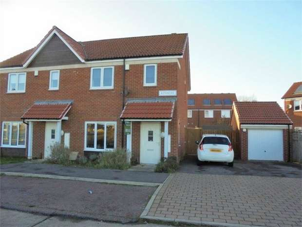 2 Bedrooms Semi Detached House for sale in Kenmore, Sunderland, Tyne and Wear