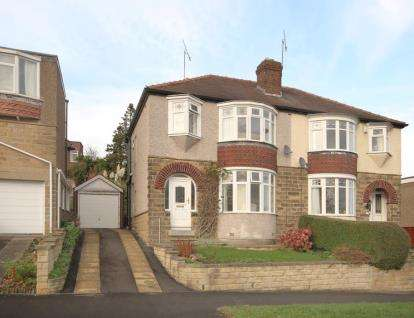 3 Bedrooms Semi Detached House for sale in Hastings Road, Sheffield, South Yorkshire