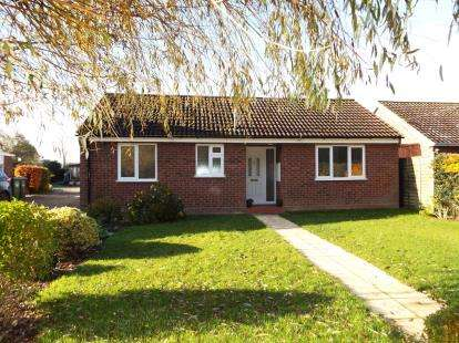 3 Bedrooms Bungalow for sale in Hindolveston, Dereham, Norfolk