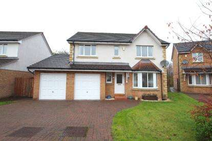 4 Bedrooms Detached House for sale in Birrell Gardens, Livingston