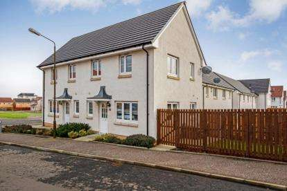 2 Bedrooms End Of Terrace House for sale in Erskine Street, Stirling