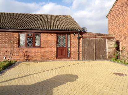 2 Bedrooms Bungalow for sale in Warren Avenue, Leicester
