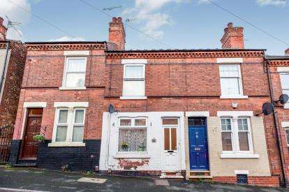3 Bedrooms Terraced House for sale in Holborn Avenue, Sneinton, Nottingham, Nottinghamshire