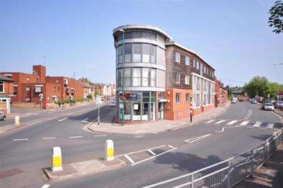 2 Bedrooms Flat for sale in The Wedge, Nottingham Road, Nottingham, Nottinghamshire