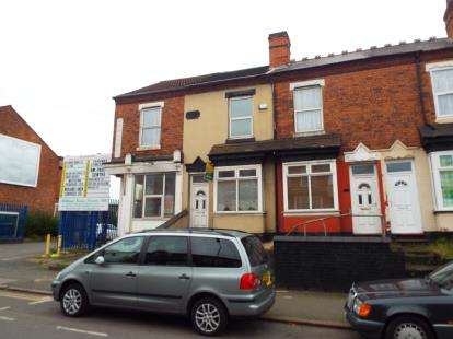 2 Bedrooms Terraced House for sale in Warwick Road, Tyseley, Birmingham, West Midlands