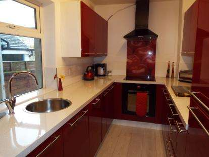 2 Bedrooms Terraced House for sale in Stafford Road, Huntington, Cannock, Staffordshire