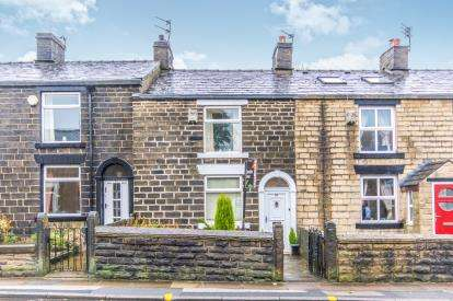 2 Bedrooms Terraced House for sale in Turton Road, Bradshaw, Bolton, Greater Manchester, BL2