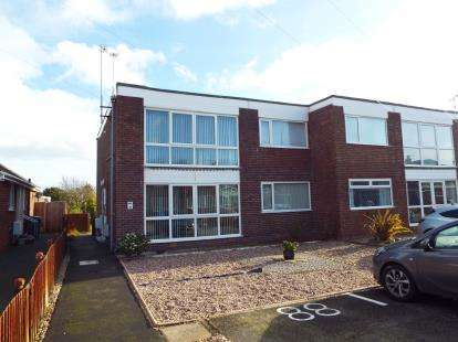 2 Bedrooms Flat for sale in ., East Pines Drive, Thornton-Cleveleys, FY5