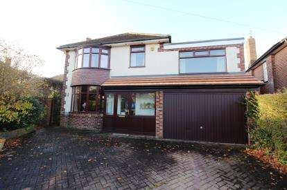 5 Bedrooms Detached House for sale in Lindsay Avenue, Cheadle Hulme, Cheadle, Greater Manchester