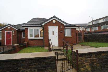 2 Bedrooms Bungalow for sale in St. Mary's View, Newton, Hyde, Cheshire