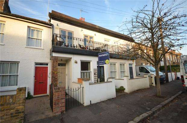 2 Bedrooms Maisonette Flat for sale in Bexley Street, Windsor, Berkshire