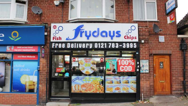Cafe Commercial for rent in Bordesley Green East, Birmingham, B33