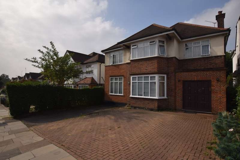 5 Bedrooms Detached House for sale in Park Way, London, London, NW11
