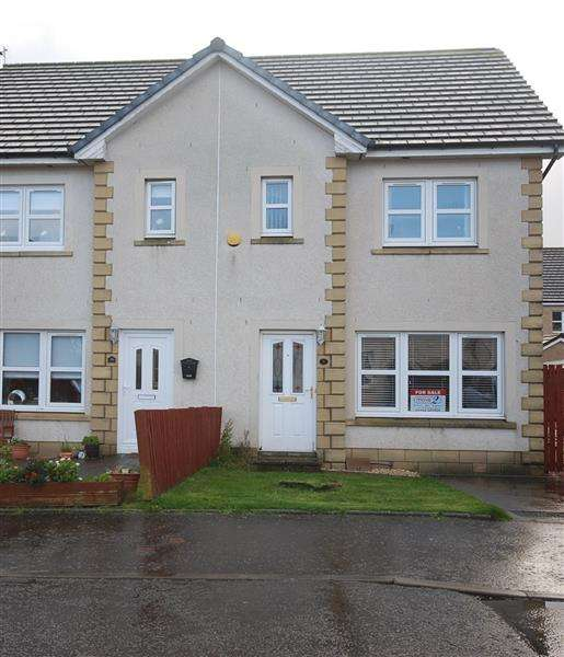 1 Bedroom Semi Detached House for sale in Gilmour Wynd, Stevenston