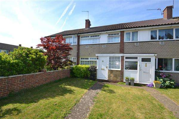 3 Bedrooms Terraced House for sale in Mountsfield Close, Stanwell Moor