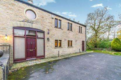 4 Bedrooms Barn Conversion Character Property for sale in Dunscar Fold, Egerton, Bolton, Greater Manchester, BL7