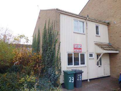 3 Bedrooms Semi Detached House for sale in Stagsden, Orton Goldhay, Peterborough, Cambridgeshire