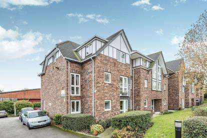 1 Bedroom Retirement Property for sale in Brindley Court, London Road, Warrington, Cheshire