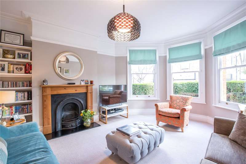 2 Bedrooms Apartment Flat for sale in Nightingale Lane, Crouch End, London, N8