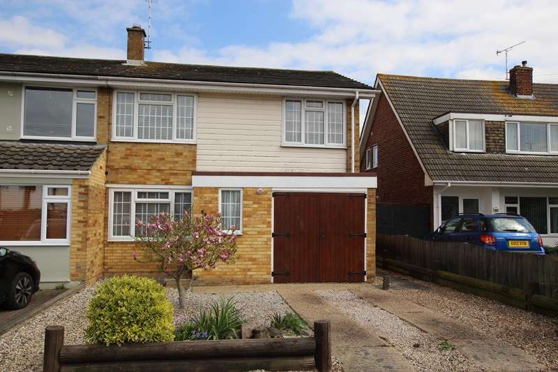 3 Bedrooms Semi Detached House for sale in Village Setting, Great Wakering