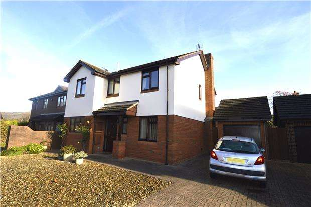 4 Bedrooms Detached House for sale in Whitethorn Drive, Prestbury, CHELTENHAM, Gloucestershire, GL52 5LL