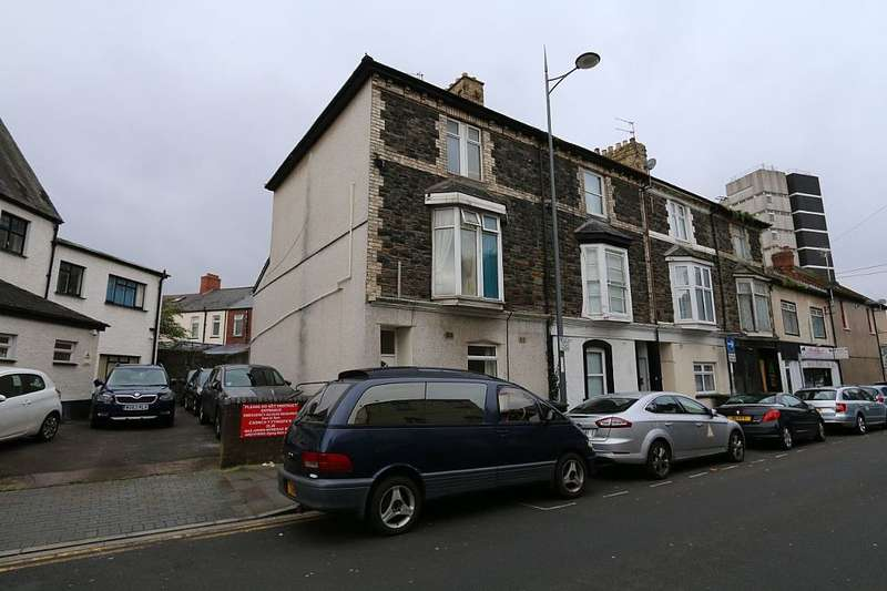 3 Bedrooms End Of Terrace House for sale in Lower Dock Street, Newport, Newport, NP20 1EE