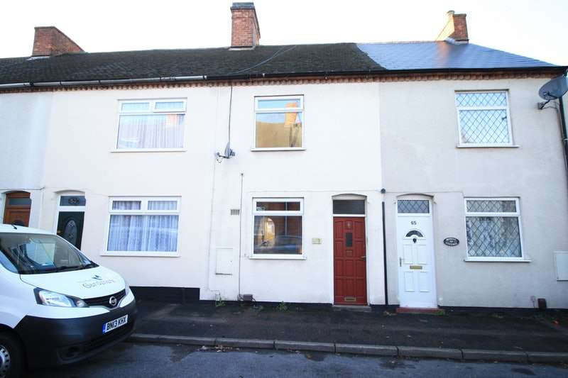 2 Bedrooms Terraced House for sale in Cross Street, Tamworth, Staffordshire, B77