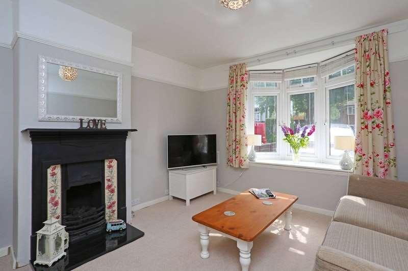 3 Bedrooms Terraced House for sale in Elmstead Lane, Chislehurst, Kent, BR7