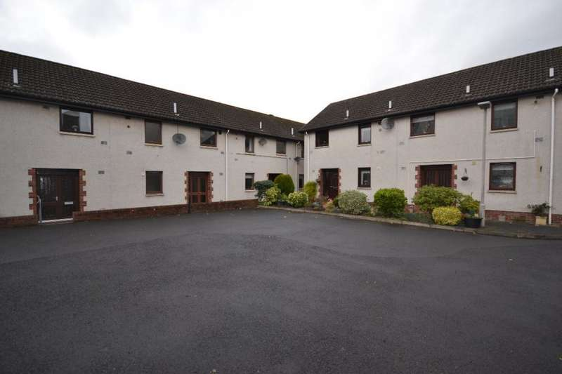 2 Bedrooms Terraced House for sale in 2, Dovecote Mews Hawick, TD9 9QL