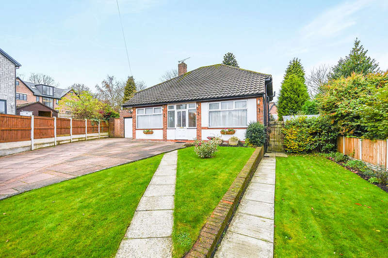 4 Bedrooms Detached Bungalow for sale in The Meadows, Rainhill, Prescot, L35