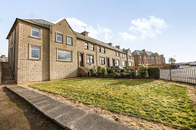 4 Bedrooms Semi Detached House for sale in Pentland Avenue, Gowkshill, Gorebridge, EH23