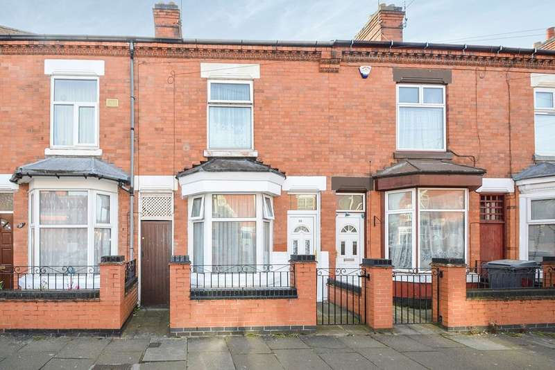 3 Bedrooms Property for sale in St. Michaels Avenue, Leicester, LE4