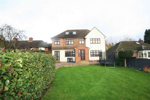 4 Bedrooms Detached House for rent in Middle Road, Denham, UXBRIDGE, Buckinghamshire