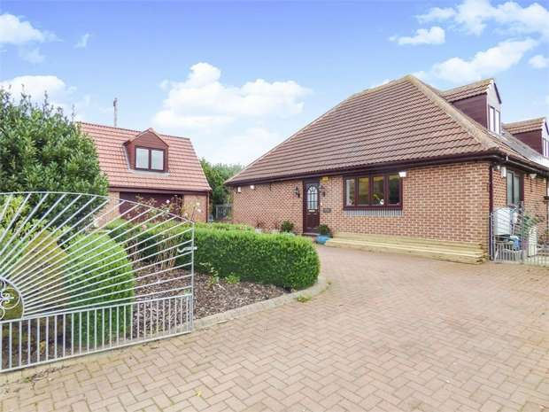 5 Bedrooms Detached House for sale in Whitefield Pit, Houghton le Spring, Tyne and Wear