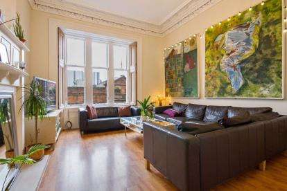 4 Bedrooms Flat for sale in Bath Street, Glasgow