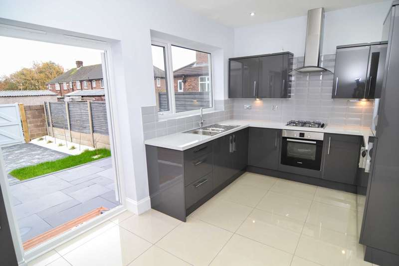 2 Bedrooms Terraced House for sale in Hoghton Road, St Helens
