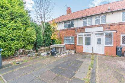 3 Bedrooms Terraced House for sale in Tustin Grove, Acocks Green, Birmingham, West Midlands