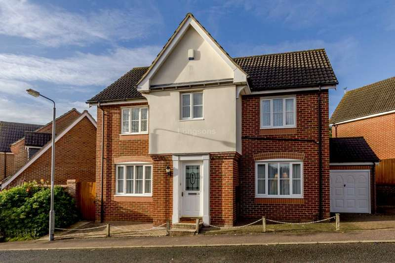 4 Bedrooms House for sale in Mitchell Close,Dereham